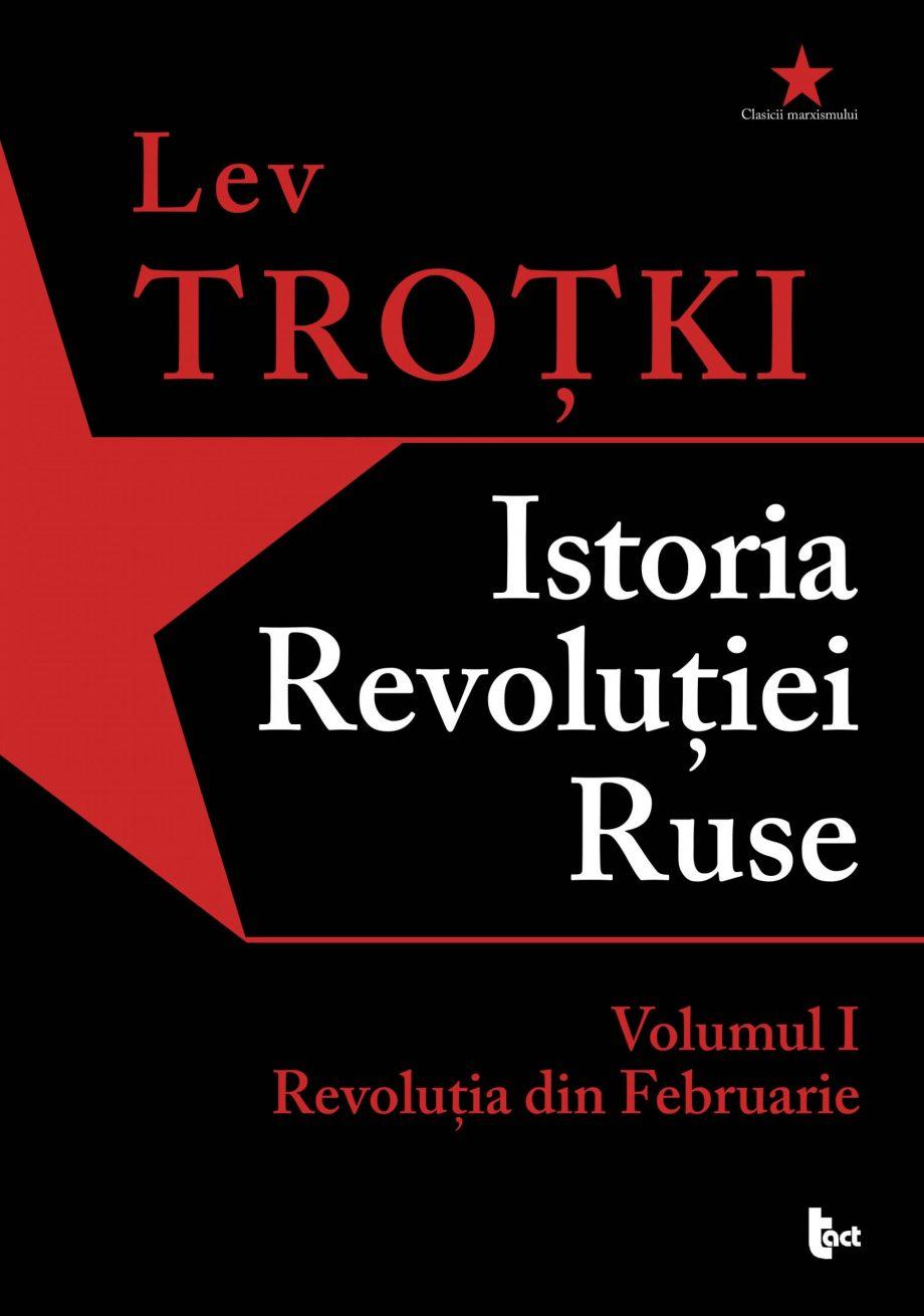 coperta Trotki
